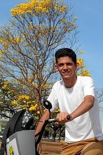 Floradas de ipês-amarelos deixam Brasília mais charmosa