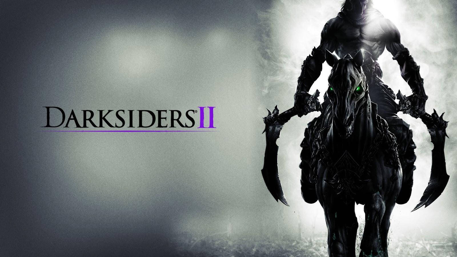 Darksiders 2 Game Wallpaper