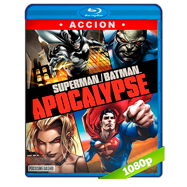 Superman/Batman: Apocalipsis (2010) Full HD 1080p Audio Dual Latino-Ingles
