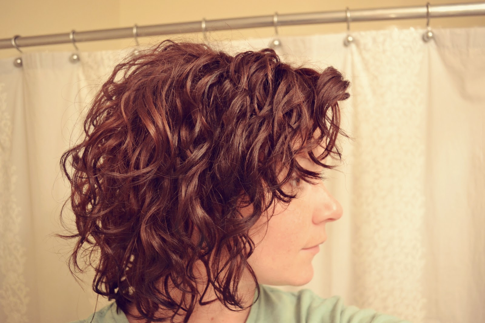 how to use a diffuser on short hair