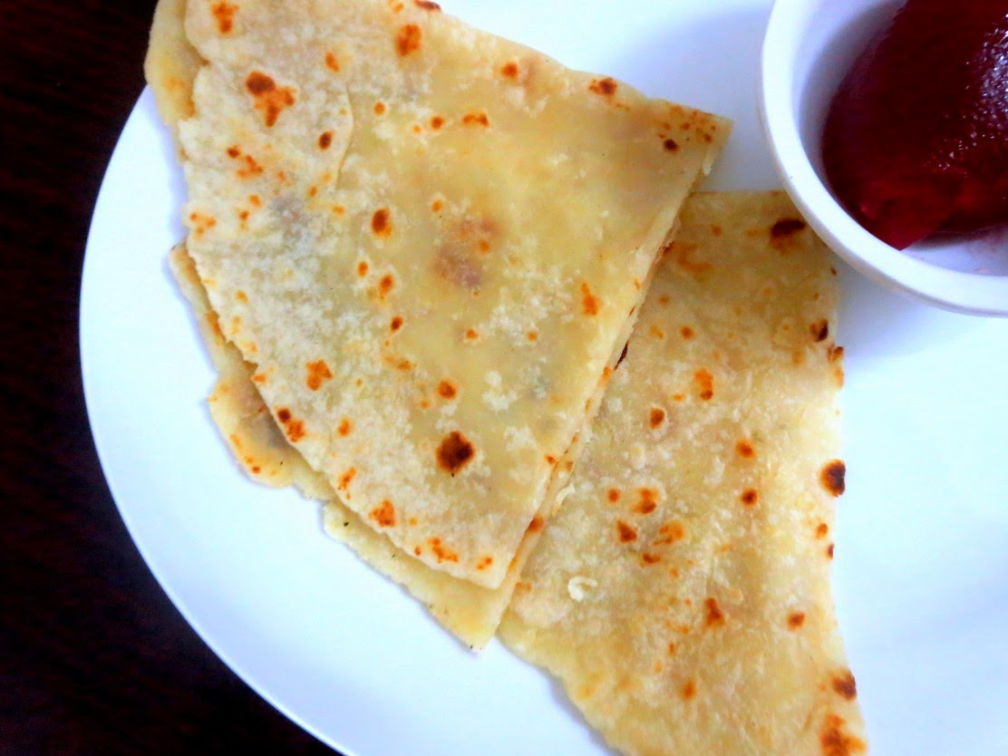 Spice your Life: Norwegian Potato Lefse ~ N for Norway
