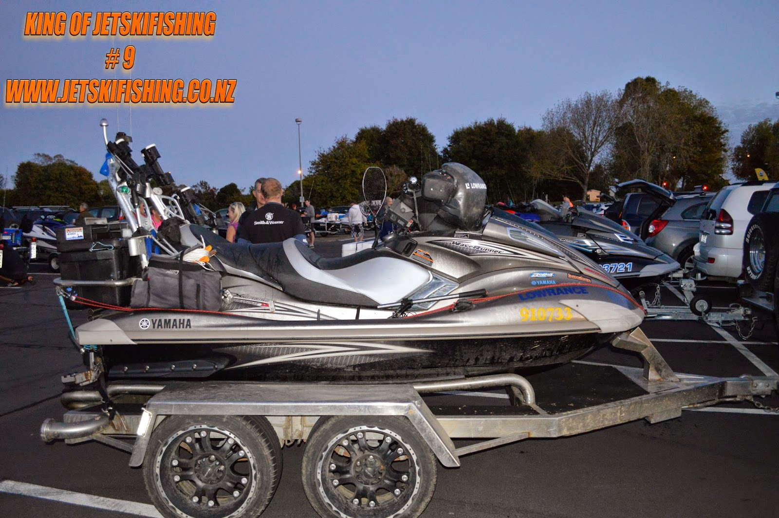 Jet ski fishing blog april 2014 for Best jet ski for fishing