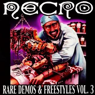 Necro - Rare Demos & Freestyles Volume 3 (2003)