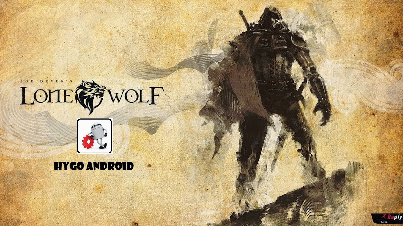 Joe Dever's Lone Wolf v2.1.0 APK DOWNLOAD