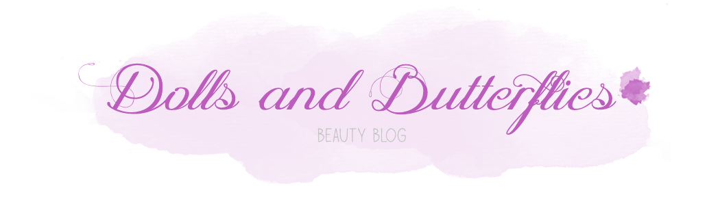 Dolls and Butterflies | Beauty Blog