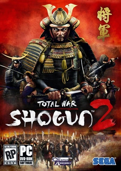 Total War SHOGUN 2 Complete Edition With  All DLC Iso