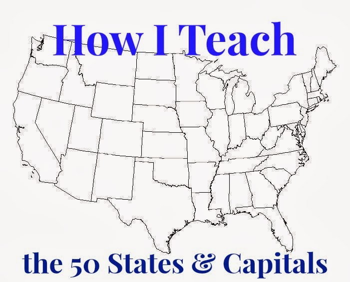 Learning States And Their Capitals