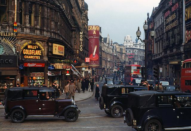 Londra nel 1940 questo post è dedicato a chi non ha mai visto londra