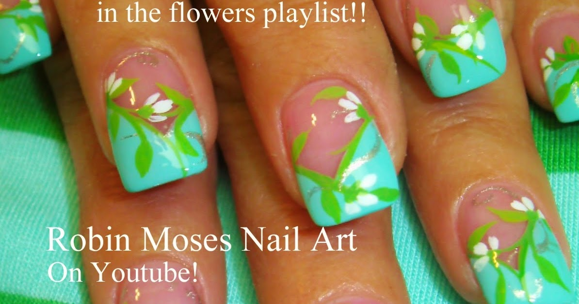 Nail flower designs do it yourself nail designs flowers do it nail flower designs do it yourself nails quot chevron tips how to do it yourself solutioingenieria Image collections