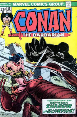 Conan the Barbarian #55