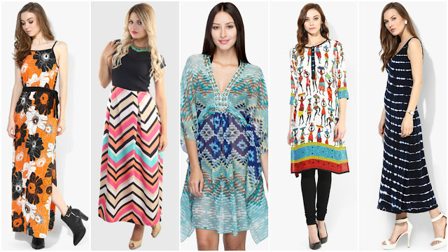 Print Dresses that are Hit this Season| Guest Post| Cherry On Top Blog