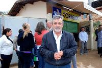 """""""Esta agência valoriza toda essa região, a transforma e mostra o caminho do progresso"""", afirmou Luiz Ribeiro, Secretário Municipal de Ciência e Tecnologia"""