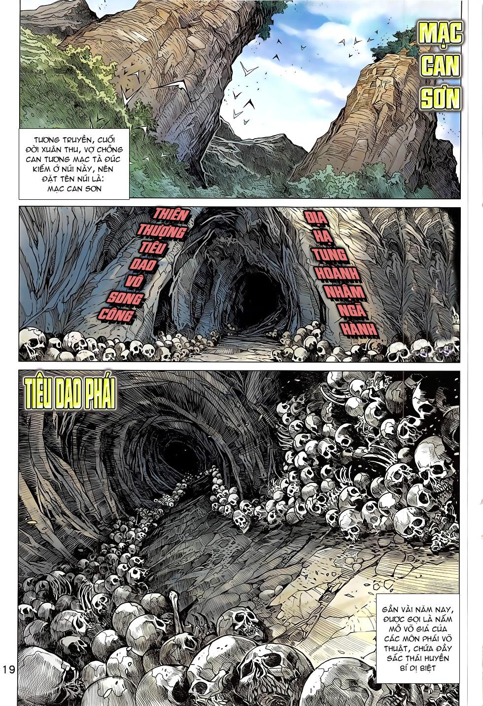 Tân Tác Long Hổ Môn chap 793 Trang 19 - Mangak.info