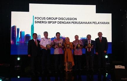 Undangan FGD Sinergi BP3IP dgn Perusahaan Pelayaran
