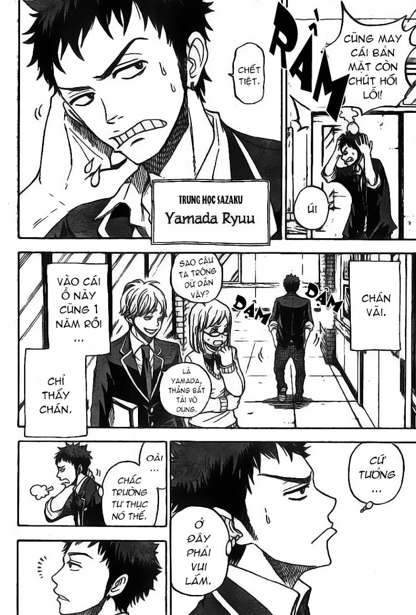 Yamada kun to 7 nin no Majo Chap 1 - Trang 6
