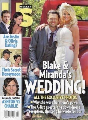 Always & Forever: Celebrity Wedding: Miranda Lambert