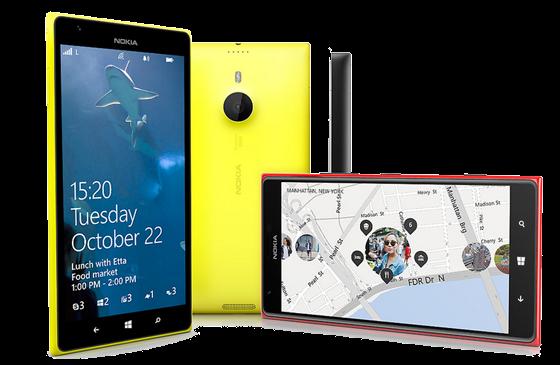 nuevo Nokia Lumia 1520