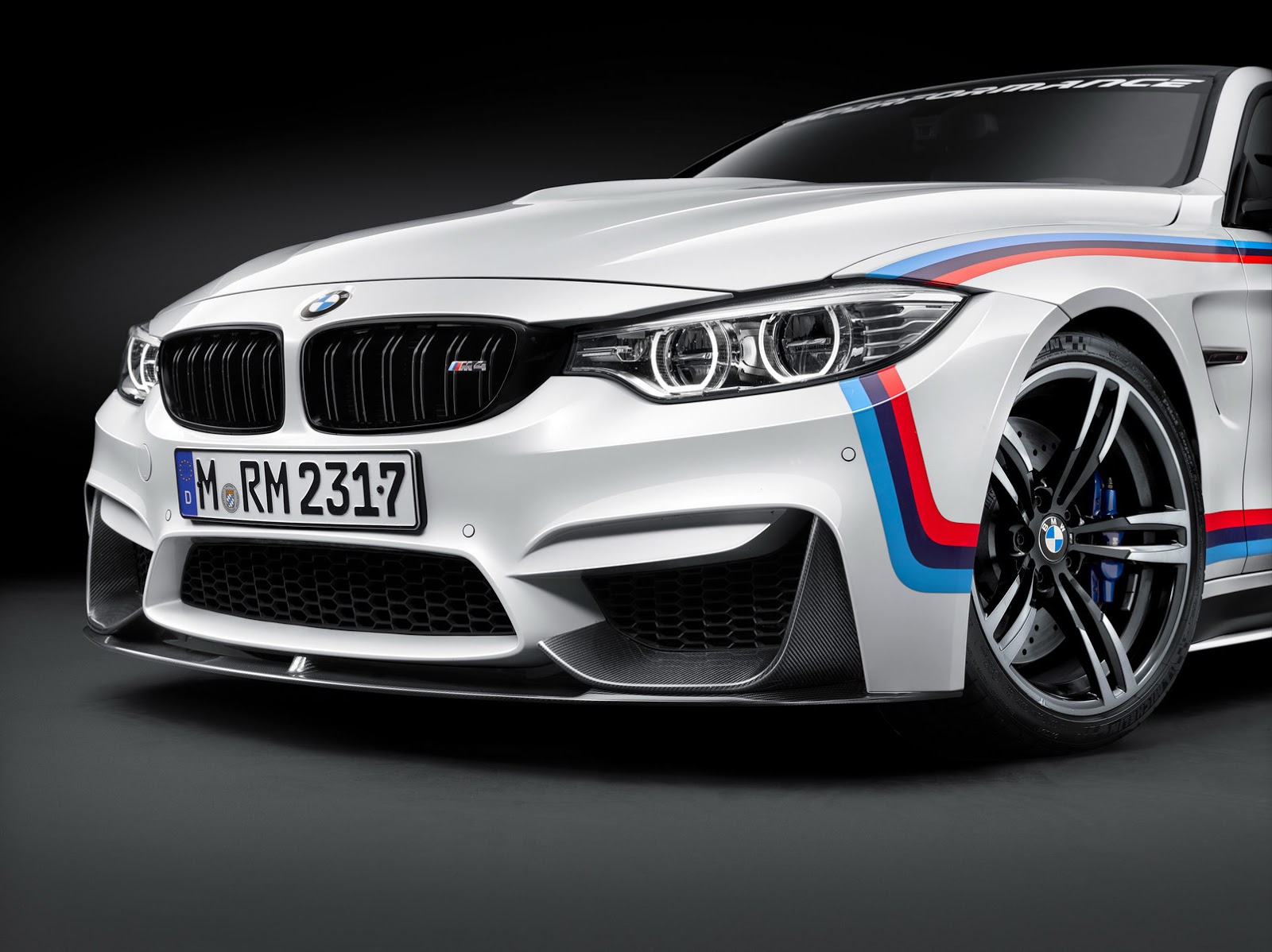 M2 Performance Exhaust >> New BMW M2 Coupe Wears M Performance Parts For SEMA