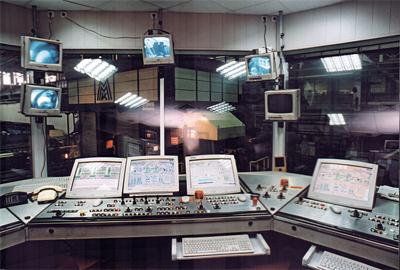 Автоматическая система управления технологическим процессом широкополосных станов горячей прокатки