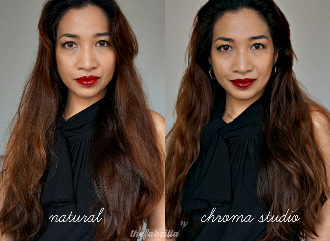 The Chroma Studio Hair Products, Review
