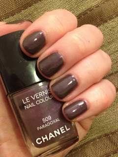 Chanel, Chanel nail polish, Chanel Le Vernis Nail Colour, Chanel Paradoxal, Chanel manicure, nail, nails, nail polish, polish, lacquer, nail lacquer, mani, manicure