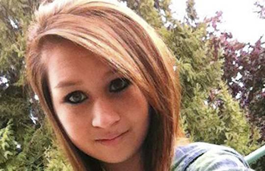 Video Amanda Todd Sesaat Sebelum Bunuh Diri
