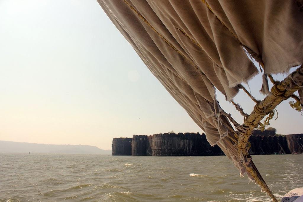 Murud-Janjira Fort, India