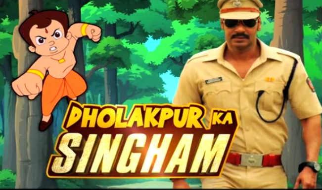 Dholakpur Ka Singham (2014) Hindi 720p HDTV 300MB