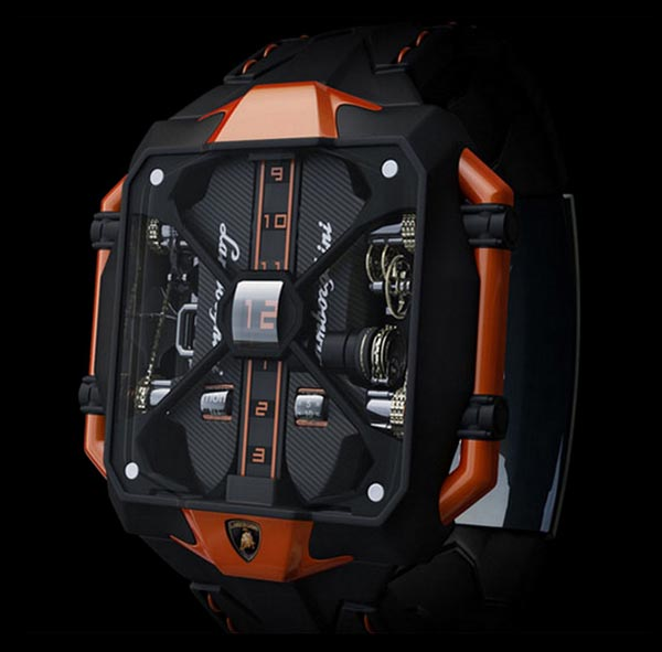 AWESOME BLOG: Awesome Cool.. Lamborghini Avantador Watch