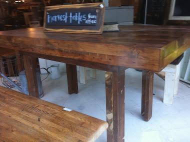 #3-4 Harvest Table - JR Harvest Table
