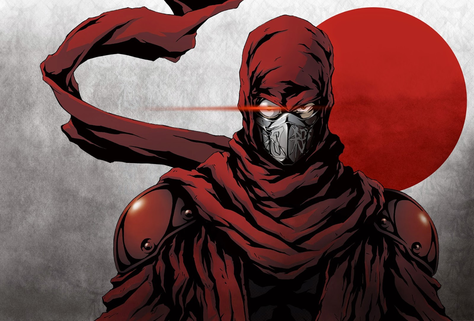 NINJA SLAYER FROM ANIMATION IN STREAMING GRATUITO PER L'ITALIA IN CONTEMPORANEA CON IL GIAPPONE