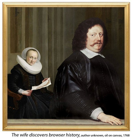 funny, funny picture, every man worst nightmare, art, fail