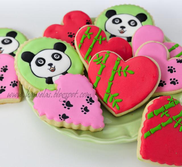 Les pandas, quels amours...