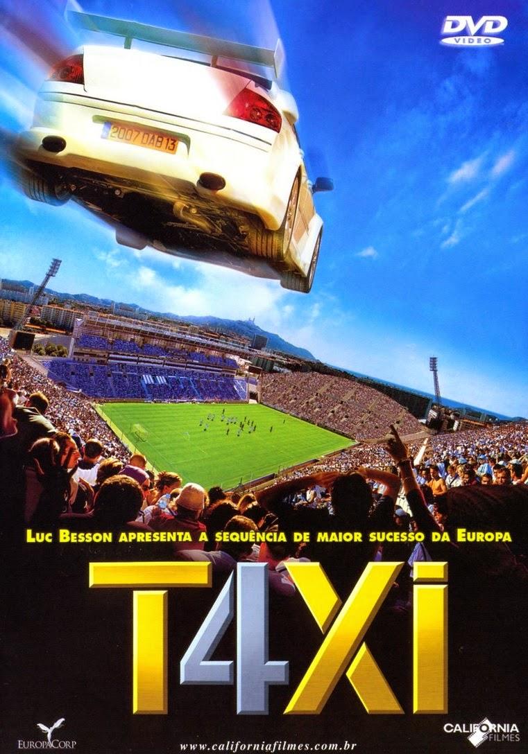 Táxi 4 – Dublado (2007)