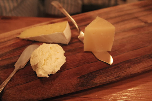Cheeses at Belly, Cambridge, Mass.