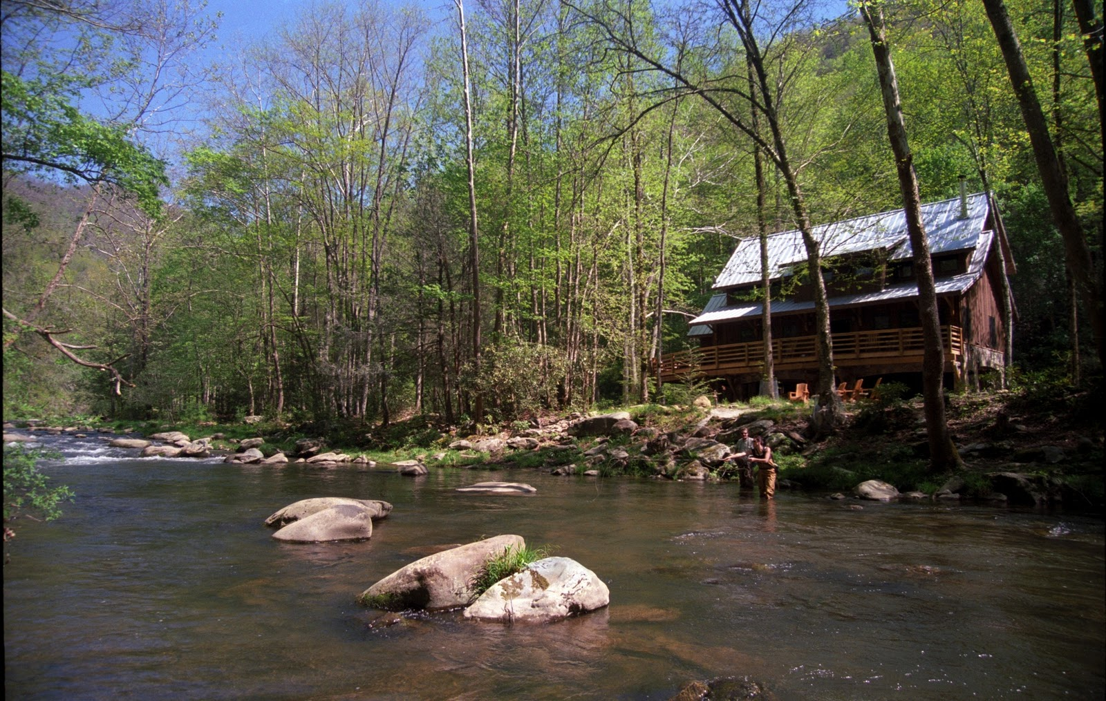 A free daily visitor guide for the north carolina Cabin rental smokey mountains
