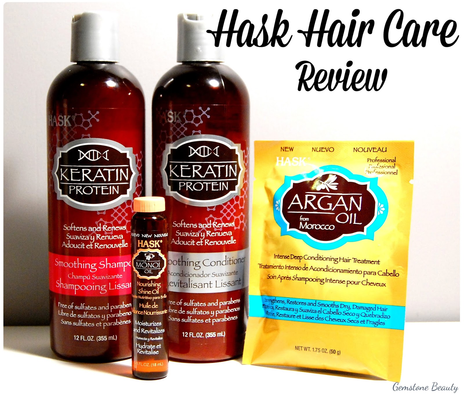 When hair products reviews