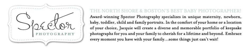 SPECTOR PHOTOGRAPHY    The North Shore  & Boston's Best Baby Photographer !