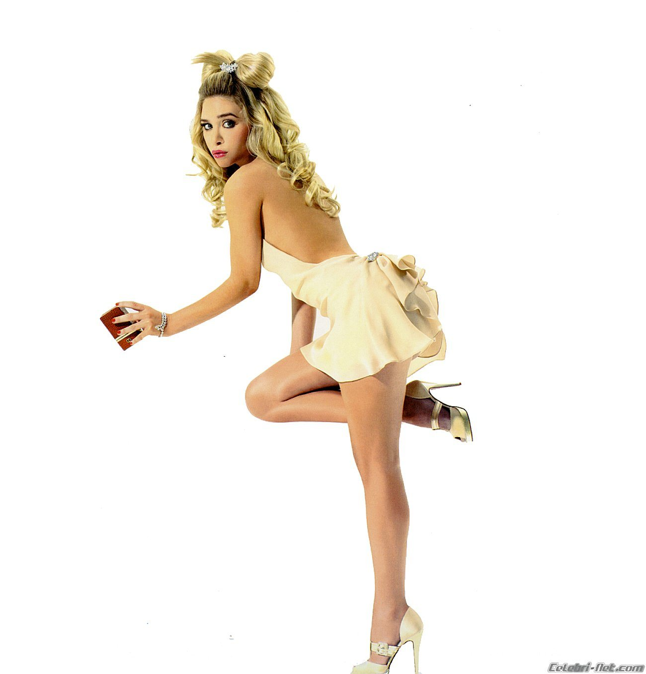 Nude pin up mobile pics 4
