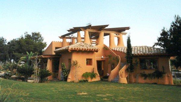 Merlo despierta proyecto de ordenanza construcciones for Casas con planos y fotos