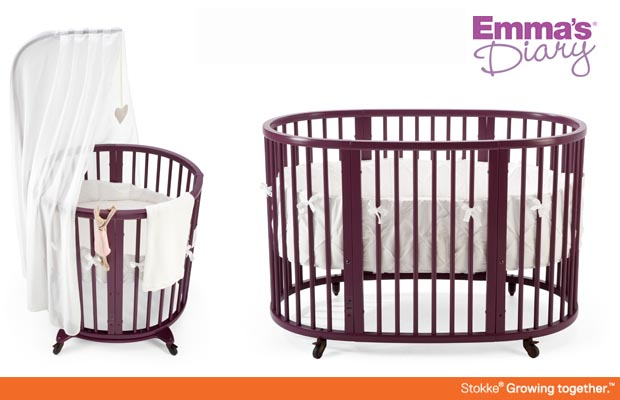 win a stokke sleepi package with emma 39 s diary. Black Bedroom Furniture Sets. Home Design Ideas