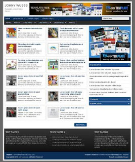 Template Blog SEO Friendly Gratis Terbaru 2013