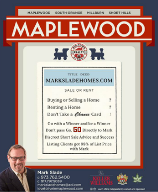 Love to Live in Maplewood/South Orange: Top 10 Things You Can Do in ...