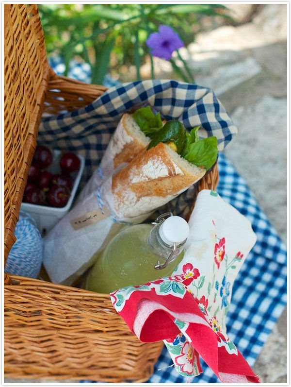 Picnic Styled By Camille Styles.