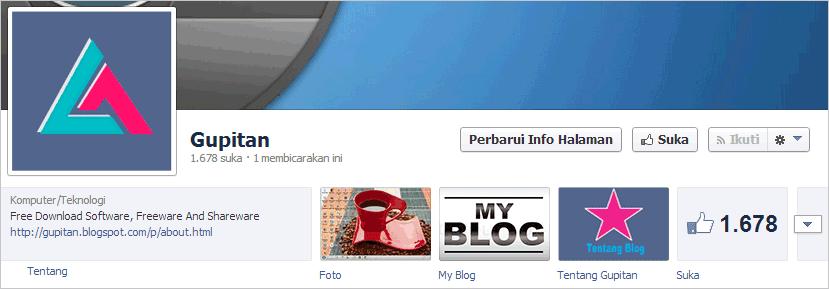 Cara Membuat Custom Tab Facebook Fanpage