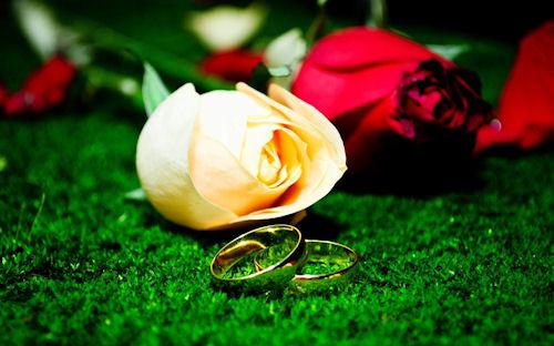 El amor está en el aire - Anillos de compromiso by Daniel Bertolino