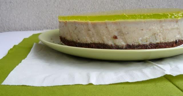Torcik gruszkowo-czekoladowy