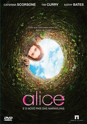 Alice e o Novo País das Maravilhas Dublado 2012