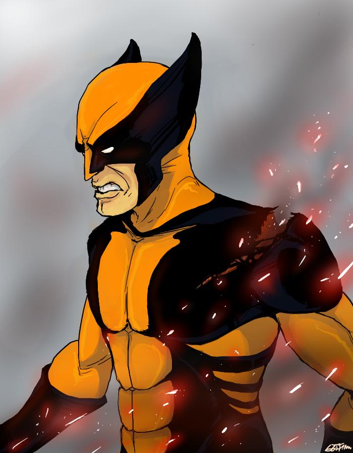 [+16] >:^) Wolverine