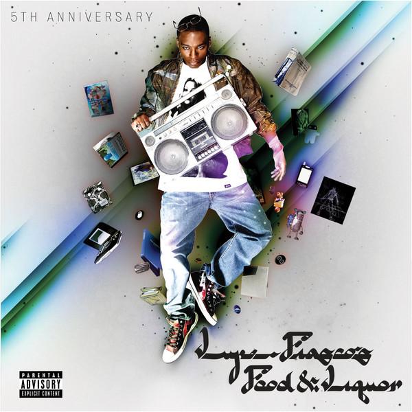 Lupe Fiasco - Lupe Fiasco's Food & Liquor (5th Anniversary Edition) Cover